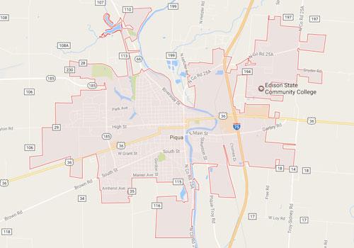 Locksmith Piqua Ohio